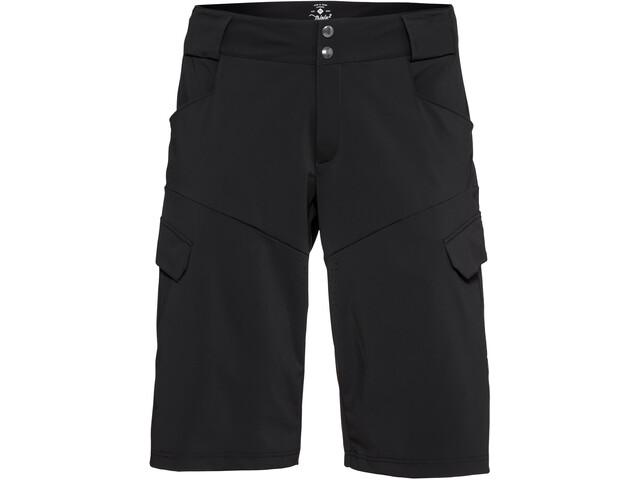 Triple2 Bargup Ocean Waste Econyl Shorts d'enduro Homme, anthracite